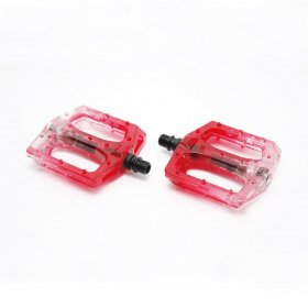 SALT PLUS STEALTH NYLON PEDAL TRANS RED SEALD BEARING