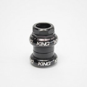 "CHRISKING - 2NUT 1""STD THREAD HEAD SET - BLACK"