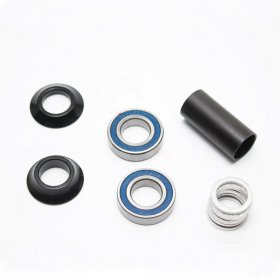 PROFILE RACING - SPANISH BOTTOM BRACKET KIT - 19mm - BLACK
