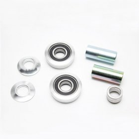 PROFILE RACING - AMERICAN BOTTOM BRACKET KIT - 19mm - POLISH