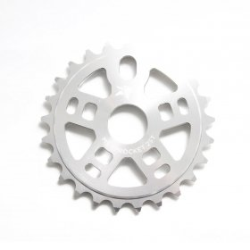ANIMAL M5 SPROCKET 25T SILVER