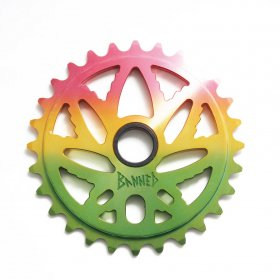 BANNED - BUDSAW SPROCKET - 28T - RASTA