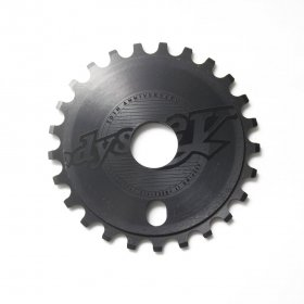 ODYSSEY ANNIVERSARY RETRO SPROCKET 25T BLACK