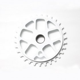LITE SPROCKETS BOLT DRIVE 30T WHITE