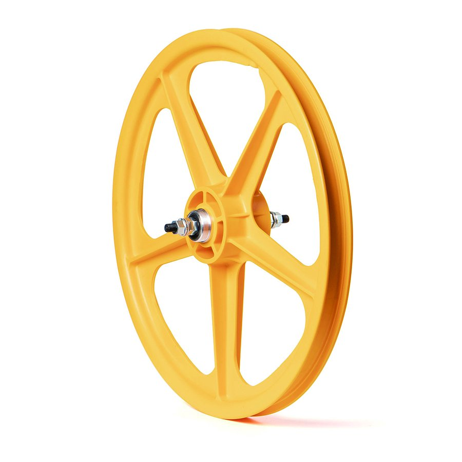 SKYWAY - 20'' TUFF WHEEL 2, - F&R SET, 3/8