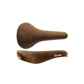SELLE ITALIA - TURBO 1980 - BROWN