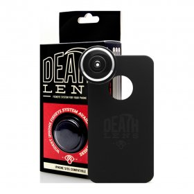 DEATH LENS iPhone 5/5S FISHEYE ANGLE LENS