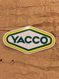 YACCO ステッカー