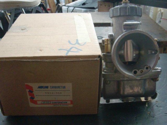MIKUNI VM34 N.O.S