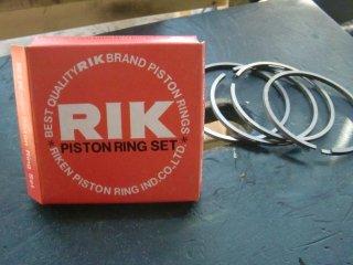 リケン ピストンリング 650 オーバー010サイズ