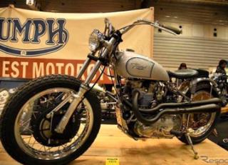 1951 TR5カスタム