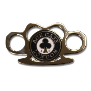 Ace Cafe Knuckleduster Badge