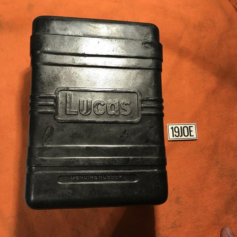 LUCASバッテリーボックス ラージ