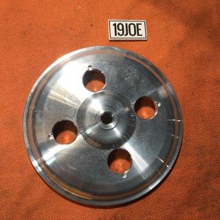 アルミクラッチプレッシャープレート4穴  アジャスター穴あり