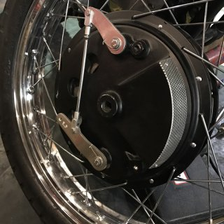 CERIANI 230mm FRONT BRAKE