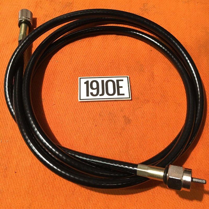 スピードメーターケーブルT140/TR7  180cm
