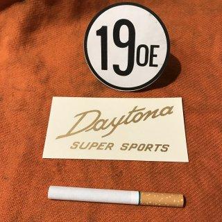 サイドカバーデカール Daytona