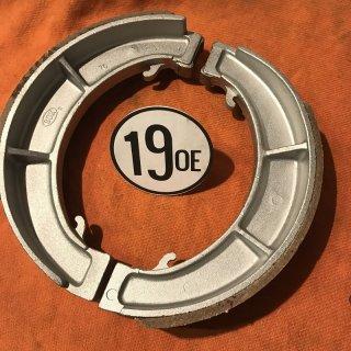 ブレーキシューセット 66-67年8インチドラム