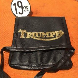コンパクトツールポーチ Triumph