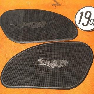ニーグリップラバーセット 66-67年タイプ