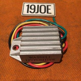 12Vダイナモ用レギュレーター ポジティブグラウンド