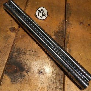 フォークチューブセット 60-63年 500/650