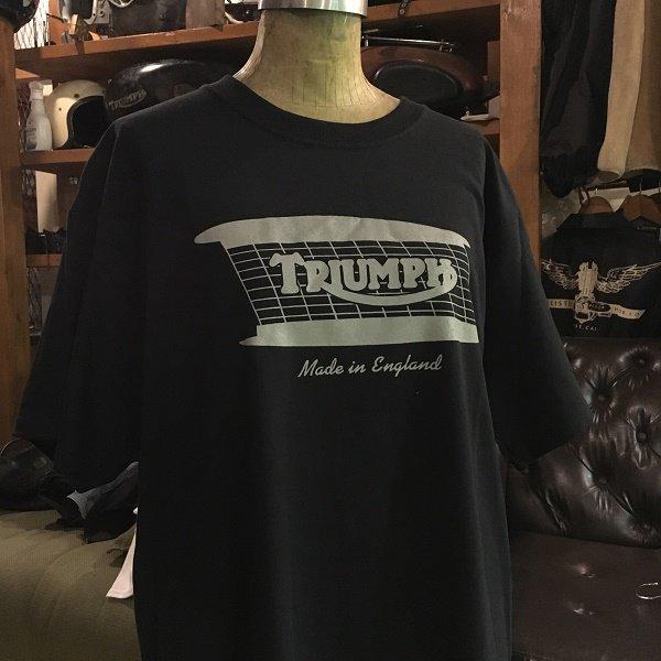 T-shirt ハーモニカエンブレム L