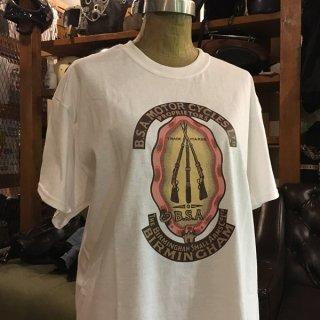 T-shirt BSAガーター M