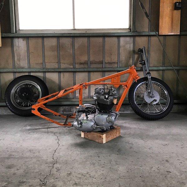 プロジェクトバイク UNIT650