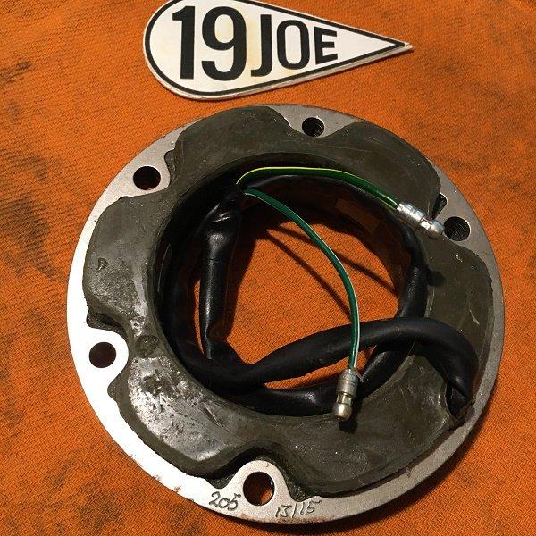 レプリカステーターコイル 12V10Amp  LU47205タイプ