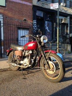 1970 TR6 UNIT 650