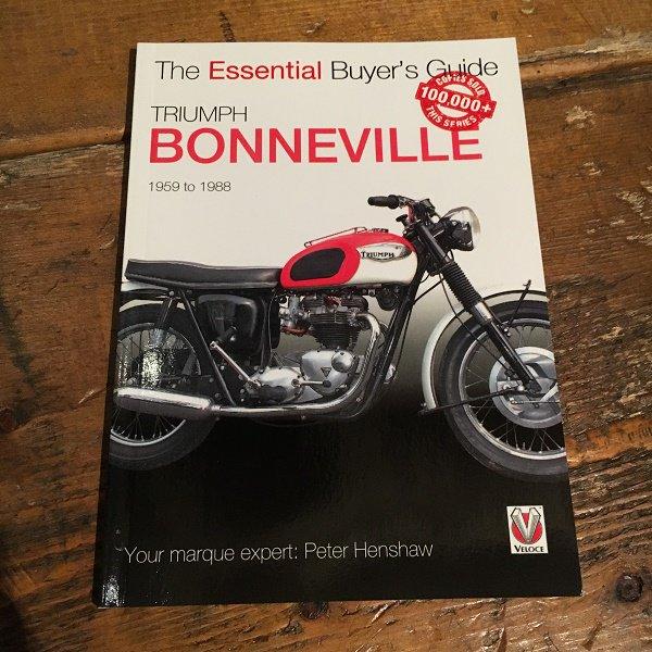 The Essential Buyer's Guide TRIUMPH BONNEVILLE