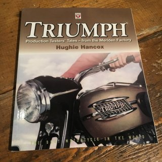 TRIUMPH Production Testers'Tales-from the Meriden Factory
