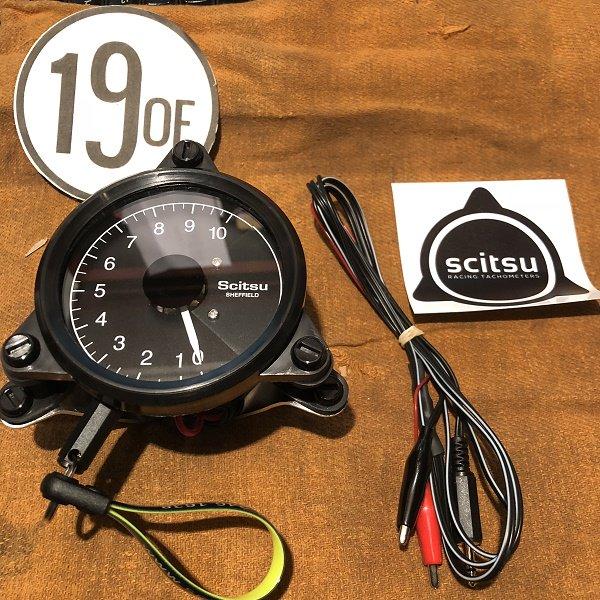 SCITSU Racing Tacho Meter