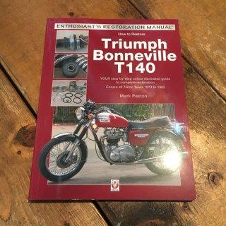 How to Restore Triumph Bonneville T140
