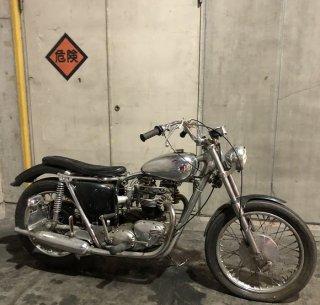 1965 TR6SR