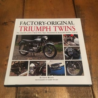 FACTORY ORIGINAL TRIUMPH TWINS