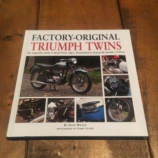 FACTORY ORIGINAL TRIUMPH TWINS