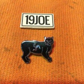 ラペルバッジ Manx-Cat