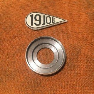 バルブスプリングボトムカラー 69年以降350/500