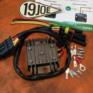 Lucas レクチファイヤレギュレーター 12Vシングルフェーズ