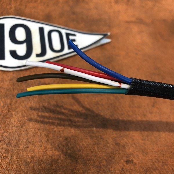 配線カバー シリコン 6mm