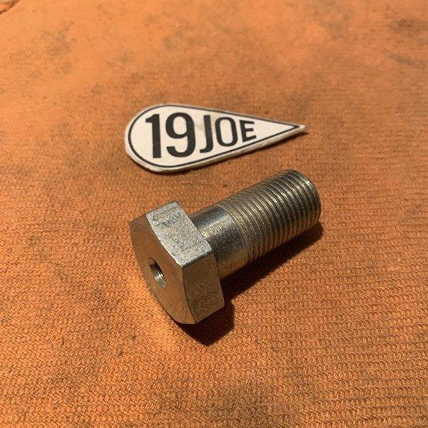 スイングアームピボットボルトT/S  67-74年350/500