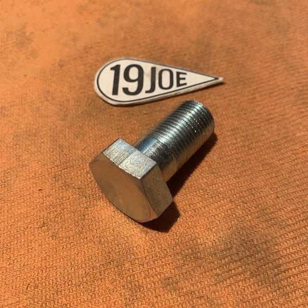 スイングアームピボットボルトD/S  67-74年350/500