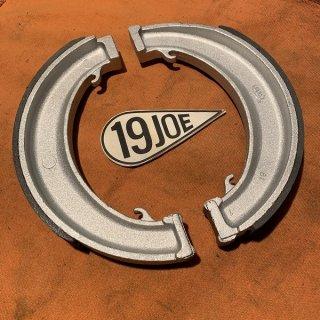 ブレーキシュー 58-65年 フロント8