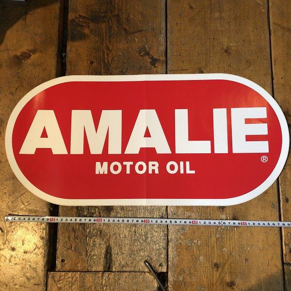 AMALIE ステッカー E