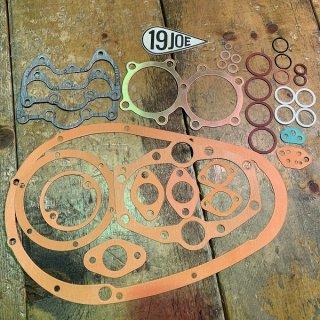 エンジンガスケットセット 67-68年650