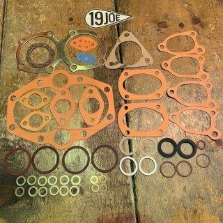 エンジンガスケットセット 49-55年650鉄ヘッド