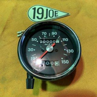 Smiths70-78年レプリカスピードメーター MPH 1:1