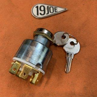 イグニッションスイッチ 71年以降 LU35351レプリカ